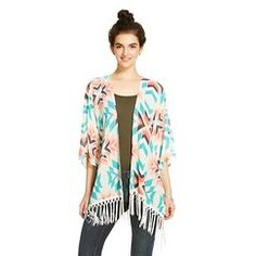 Boxy Printed Kimono Ivory L/XL - Get substantial discounts up to 50% Off at Target with Coupons and Promo Codes.