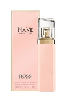 Boss Ma Vie Pour Femme by HUGO BOSS For Women, Branded original perfume in Pakistan, Free Delivery all over Pakistan Hugo Boss Ma Vie Perfume, Hugo Perfume, Hugo Boss Perfume Woman, Parfum Chic, Hermes Perfume, Fragrance Samples, Fragrance Parfum, Perfume Scents, Vitamins
