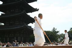 Hozoin-ryu Sojutsu embu
