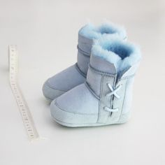 Baby winter boots from bloesemshop