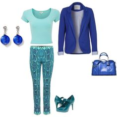 """Light Summer"" by adriana-cizikova on Polyvore"