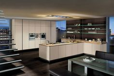 Intuo Kitchens by Herbert William Ktchens