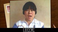 ♡♡♡Standard Chinese Language Learning♡♡♡ (Mandarin) (07.18) 夏天系列 (三) 西瓜 A:Hǎo xiǎng chī xīguā ya。 A:好想吃西瓜呀。 A: How I wish that I could have some watermelon. B:Nà hái bù jiǎndān?Zhè jiù qù mǎi。 B:那还不简单?这就去买。 B: Just a piece of cake. I will buy it now. http://www.e-Putonghua.com/