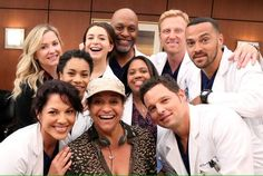 Can You McNickname The Grey's Anatomy Cast?