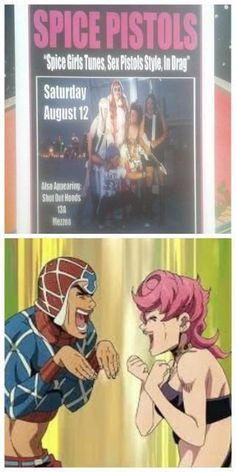 Jojo's Bizarre Adventure Anime, Jojo Bizzare Adventure, Jojo's Adventure, Jojo Parts, Jojo Anime, Funny Memes, Jokes, Jojo Memes, Jojo Bizarre