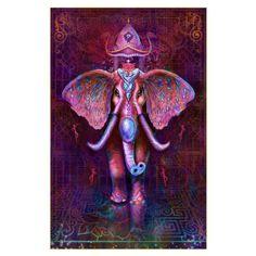 """Pink Elephant on Parade"""