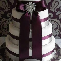 Ribbon kake