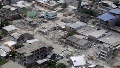 Ecuador: El desastre que dejó el terremoto visto desde el aire - 3