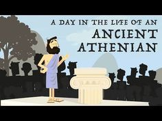 A day in the life of an ancient Athenian - Robert Garland - YouTube