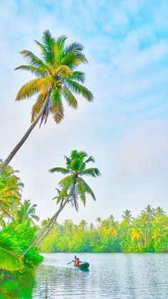 Munroe Island Kerala backwaters homestay: Why it's the BEST! 🌴 Kerala backwaters in India   Flashpacking Kerala