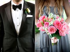 Elegant Coral and White Wedding at Alpine Country Club, Cranston RI | Southern New England Weddings | Flowers by Sayles Livingston Design | Photography by Aurora Deluca