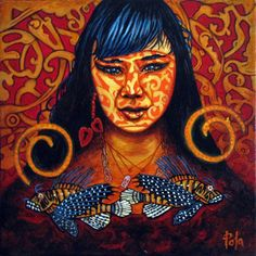 Pola Lopez from the Tribal Me Series 2