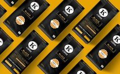 K-Coffee via Packaging of the World - Creative Package Design Gallery http://ift.tt/1pE3SYT