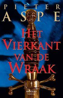 Gietjes Corner: Het vierkant van de wraak van Pieter Aspe