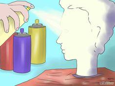 Como Fazer uma Cabeça de Manequim: 24 Passos