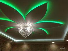 потолки из гипсокартона ( солнышко ) часть 3 / plasterboard ceilings (sun) Part 3 - YouTube