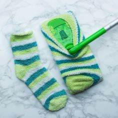 DIY Reusable Dust Mop Pads