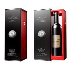 luxury wooden wine carrier