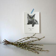 kočka / felis silvestris Bobby Pins, Hair Accessories, Paintings, Beauty, Paint, Painting Art, Hairpin, Hair Accessory, Hair Pins
