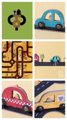 ¡Imagina la carretera más larga del mundo! ¿Seréis capaces de construirla? Para superar el reto deberes utilizar todas las piezas. Edad recomendada: a partir de 3 años. Kids Rugs, World, Childhood Games, High Road, Kid Friendly Rugs, Nursery Rugs
