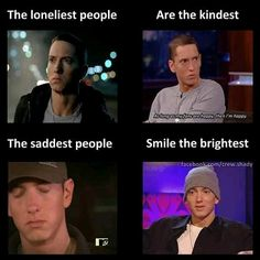 Listen to every Eminem track @ Iomoio Eminem M&m, Eminem Funny, Eminem Quotes, Rapper Quotes, First Rapper, Best Rapper Ever, Bruce Lee, Bob Marley, The Real Slim Shady