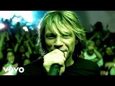 Music video by Bon Jovi performing It& My Life. (C) 2003 The Island Def Jam Music Group Jon Bon Jovi, Bon Jovi Song, Rock Songs, Rock Music, Justin Timberlake, Music Songs, My Music, Dieter Thomas Heck, Sportfreunde Stiller