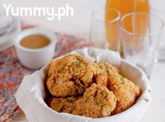 Elevate everyday fried chicken by marinating it in buttermilk and dredging it in an extra flavorful breading.