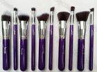 Jessup Makeup Brushes Set kabuki Foundation Eyeshadow Eyeliner Lip Brush Tool US