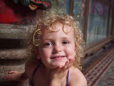 My granddaughter Reagan