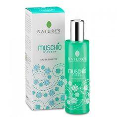 Nature's Muschio: Туалетная вода, 50 мл
