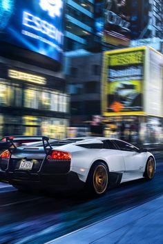 Merveilleux 640 Lamborghini Murcielago L