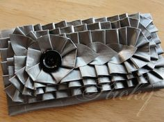 made out of DUCT TAPE!   # Pin++ for Pinterest #