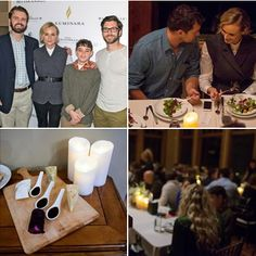 Luminara is lighting up the Sundance Film Festival 2014. Thanks to Diane Kruger and the cast & crew of The Better Angles for a beautiful evening lit by Luminara Candles.