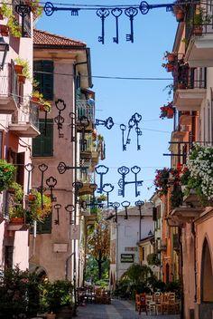 Elena Gallarate - 'Street Art' in Contrada Mondovi' a Cuneo