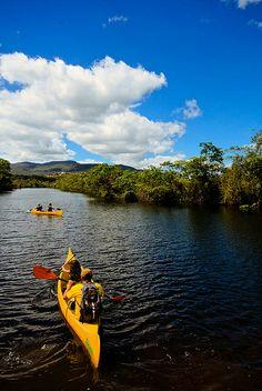 Adventure sports - Minas Gerais Brazil