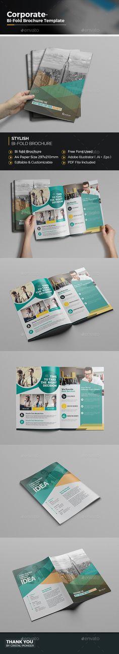 Business Brochure Template - Corporate Brochures Download here : http://graphicriver.net/item/business-brochure-template/16799201?s_rank=82&ref=Al-fatih