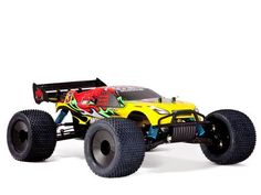 Monsoon XTR RC CAR - FRONT VIEW