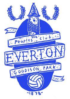 Everton via eye jay tea on Flickr