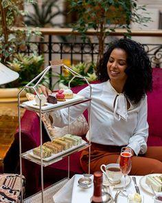 The Landmark London (@the_landmark_london) • Instagram photos and videos Winter Garden Restaurant, London Instagram, London Landmarks, Afternoon Tea, Photo And Video, Videos, Photos, Food, Pictures