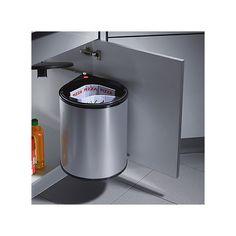 Poubelle tritop poubelles tiroirs coulissantes for Accessoire poubelle cuisine