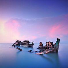 Amazing long exposure photography by Baay Jai.