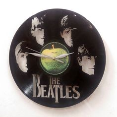 The Beatles II Wall Art -Vinyl LP Record Clock or Framed -Great Rock'n'Roll Gift by dbsteampunk on Etsy https://www.etsy.com/listing/272575596/the-beatles-ii-wall-art-vinyl-lp-record