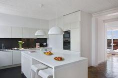 In beeld: de transformatie van zes kleine kamertjes tot een ruim, open appartement - Renovatie - Ik Ga Bouwen.be