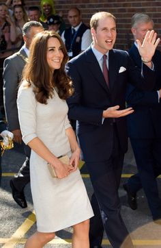 Will and Kate visit Royal Marsden Hospital