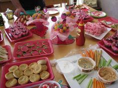 Cheap Kids Party Food