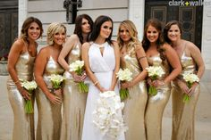modern wedding design, white flowers, orchid bouquet, calla lily bouquet #fleurtaciousdesigns -Clark and Walker