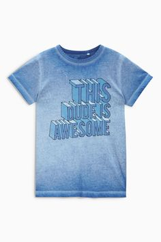 Buy T-Shirt (3-16yrs) from the Next UK online shop