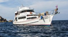 Manta Queen 6 - Similan Diving - 4,000 THB discount on all departures from March 15th until the end of the 2017-18 season.
