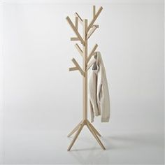 Porte-manteaux « arbre »