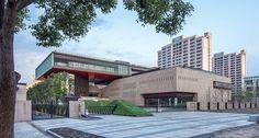 Galeria de Centro Cultural e de Artes Waigaoqiao / Tianhua Architecture Planning & Engineering Ltd. - 14